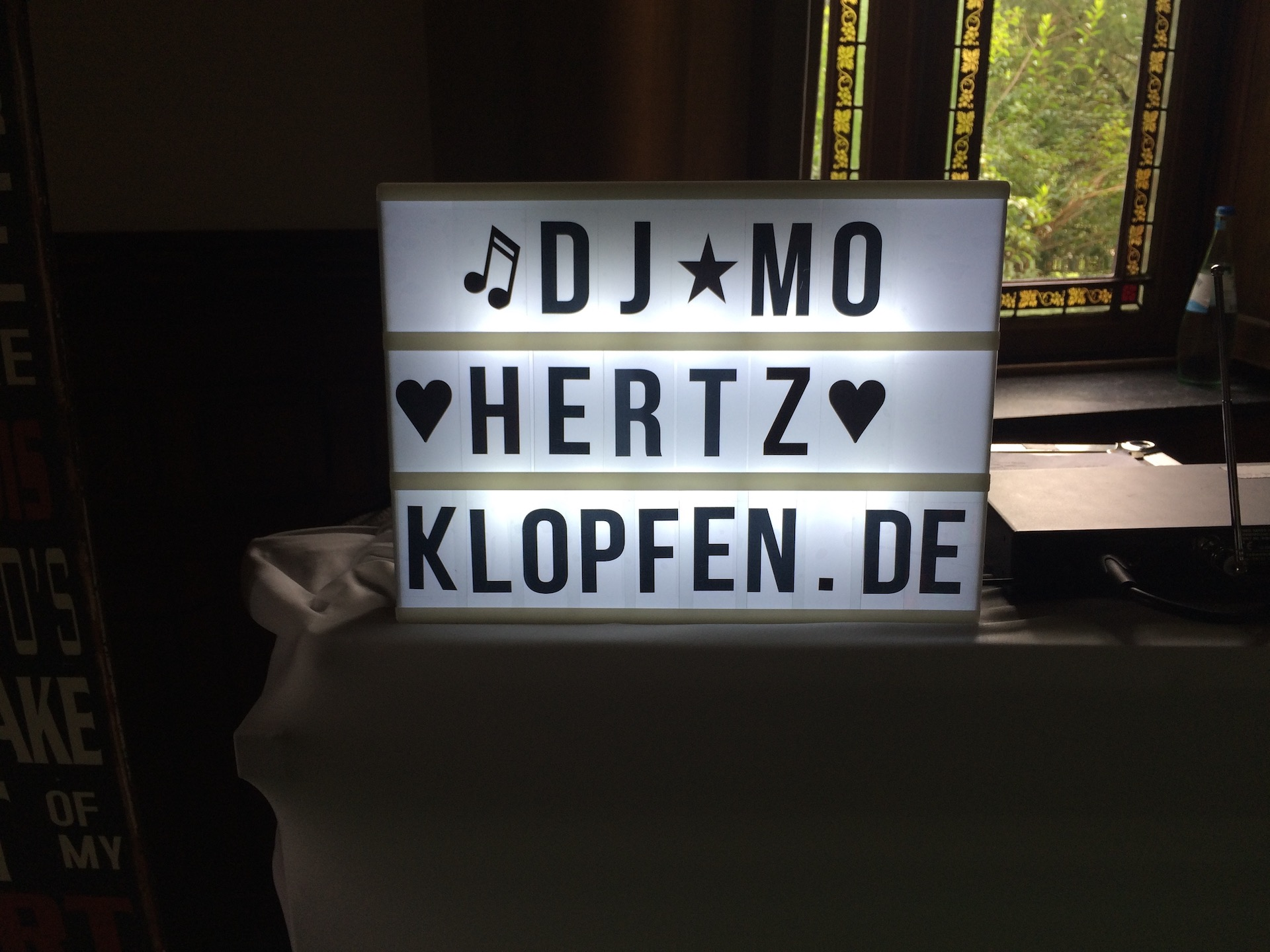 DJ Mo Hertzklopfen.de